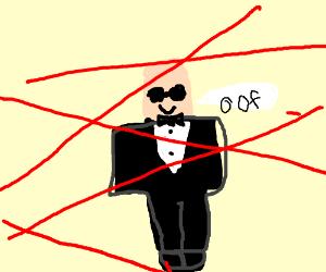 Secret agent OOF