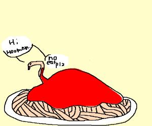 Sentient noodle