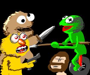 Battle of the Drawception Memes