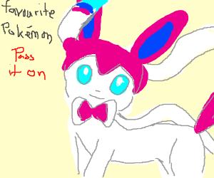 Favourite Pokemon P.I.O