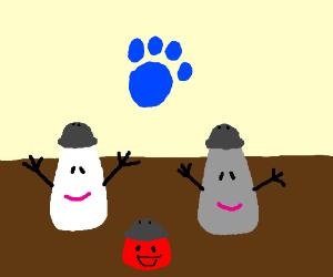 mr salt blues clues. Mr Salt And Mrs Pepper (Blue\u0027s Clues) Blues Clues