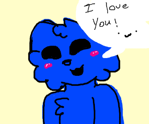 a furry loves you owo