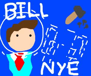 bill nye the carpenter