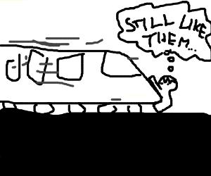 I like trains (asdf)