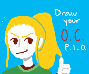 Draw your OC PIO