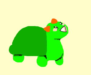 kawaii turtle