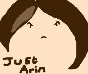 gam grumps except its only arin
