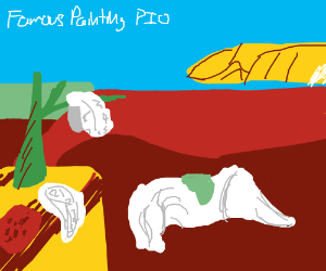 famous painting (PIO)