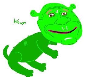 Shrek Dog??