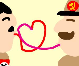 Hitler x Stalin