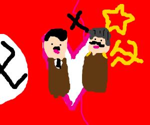 Stalin x Hitler