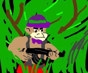 Guerilla Magilla Gorilla