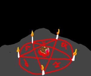 satinic ritual