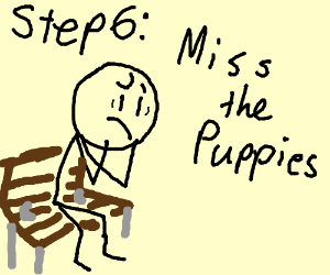 Step 5: Get Rid of the Puppies