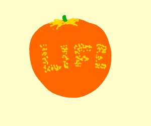 Life is an orange
