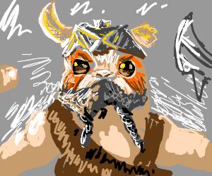 Viking Porg