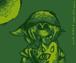Favorite Zelda game PIO