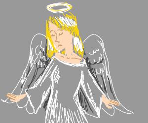 Elegant angel