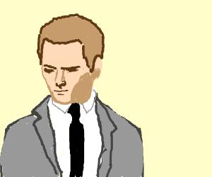 Barney Stinson Drawing By Jchampe Drawception