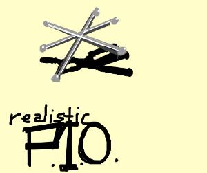 realistic PIO