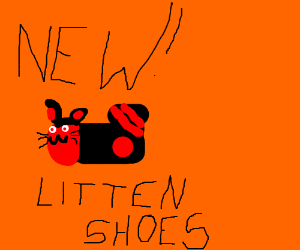 Litty shoes
