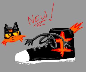 NEW! Litten Shoes