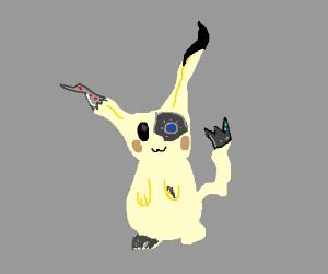 Bionic pikachu