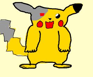 Cyborg Pokemon