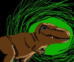 A really gorgeous Dinosaur