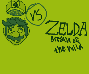 Mario odyssey vs breath of the wild