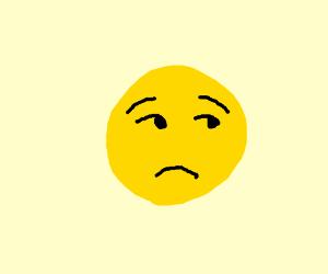 meh emoji