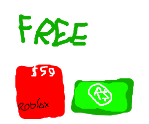 Free Robux Giveaway Drawception