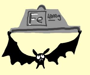 Bat vs Iron