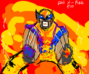 Favorite X-Man PIO