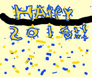 Slowpoke: Happy 2015 Everyone!