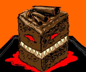 vicious piece of cake