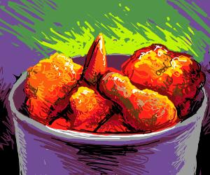 Bucket of Chicken