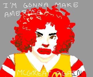 Ronald Mcdonald Meme