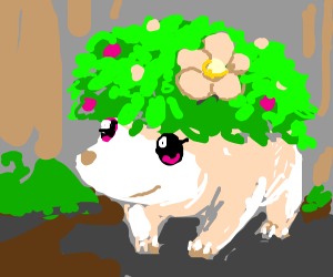 Shaymin (Pokémon) land form