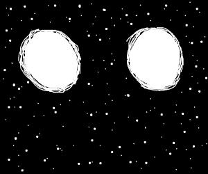 LiS two moons