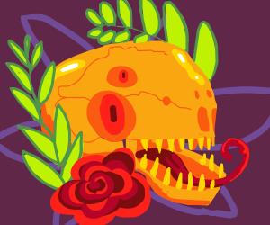 Alien Lizard Bouquet