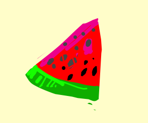 amazing watermelon