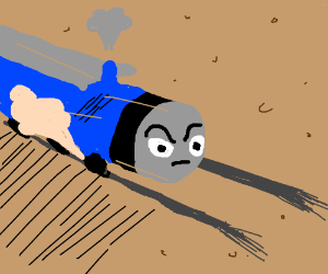 thomas the angry tank engine