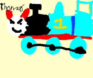Thomas the satanic engine