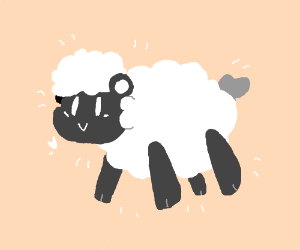 If You Please Draw Me A Sheep Drawing By Jendra Drawception