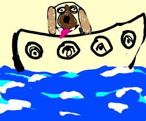 The H.M.S Doggo