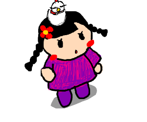 Ching from Pucca
