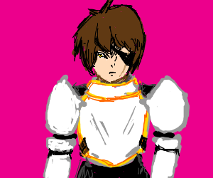 One-eyed knight