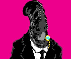 Classy xenomorph