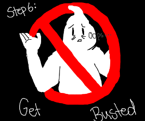 Step 5: mess around with people as a ghost